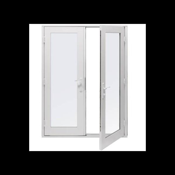 In Swing Out Swing French Patio Doors Seven Aluminium Co Ltd